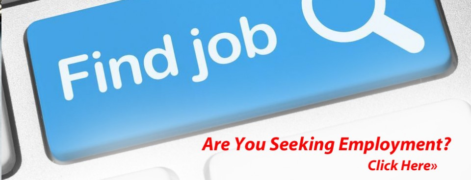 Are You Seeking Employment?